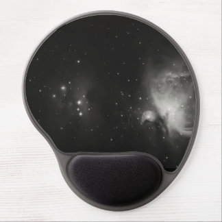 Night Sky and Orion Nebula Gel Mouse Pad