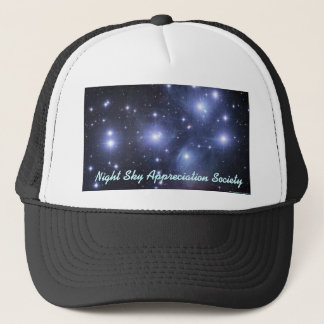 Night Sky Appreciation Society Trucker Hat