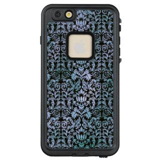 Night Sky Batik Shibori Blue Damask Mottled LifeProof FRĒ iPhone 6/6s Plus Case