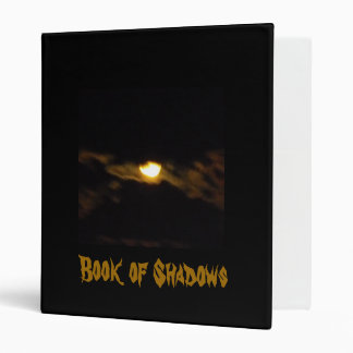 Night Sky-Book of Shadows Binder