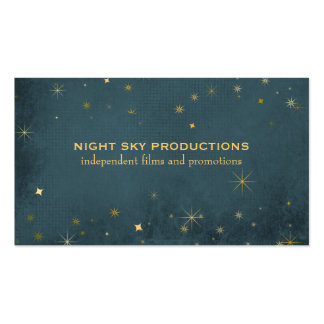 Night Sky Business Cards