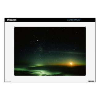 """Night Sky Decal For 15"""" Laptop"""