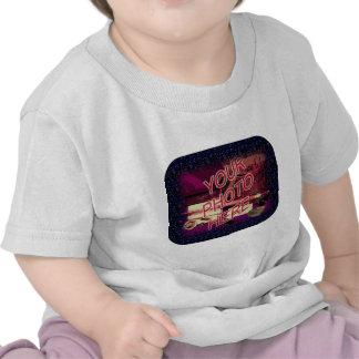 Night Sky Frame T-shirts