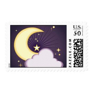 Night Sky Postage