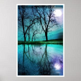 Night sky,poster