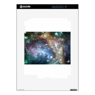 Night Sky Skin For The iPad 2