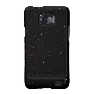 Night Sky Space Galaxy SII Cover
