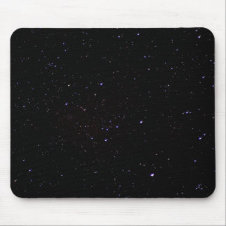 Night Sky Space Mouse Pad