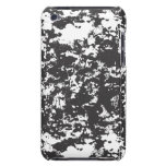Night/Snow Camouflage Barely There iPod Covers