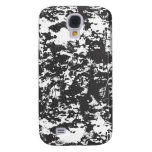 Night/Snow Camouflage Galaxy S4 Cover