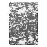 Night/Snow Camouflage iPad Mini Case