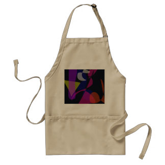 Night Song Adult Apron