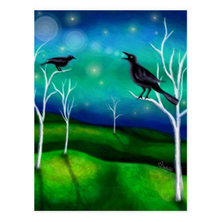 Night Song Post Cards