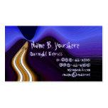 Night Speed Business Card
