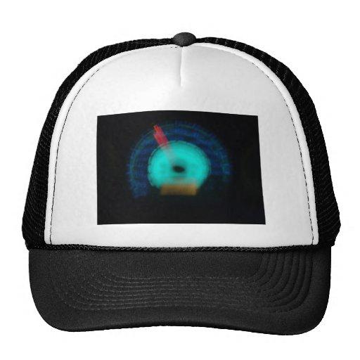 night speedo mesh hat