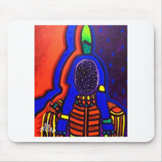 Night Spirit by Piliero Mouse Pad