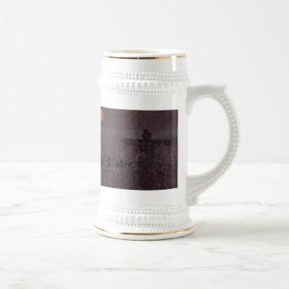 Night Stalker Stein Coffee Mugs