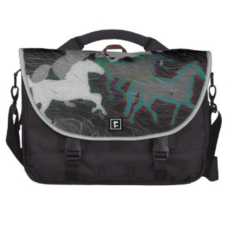 NIGHT STORM HORSE HERD BAGS FOR LAPTOP