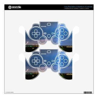 Night_Strike PS3 Controller Decal