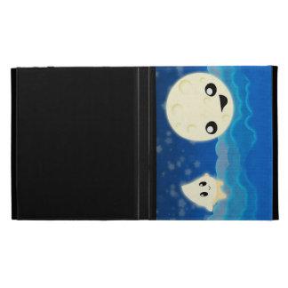 Night Tales Moon and Star iPad Folio Cases