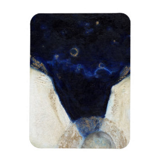 Night the angel got his wings 2 2013 magnet