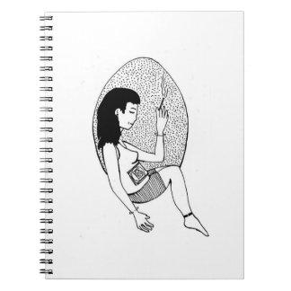 Night thinking cuadernos