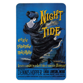 Night Tide  Magnet