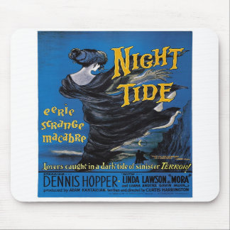 Night Tide Mousepad