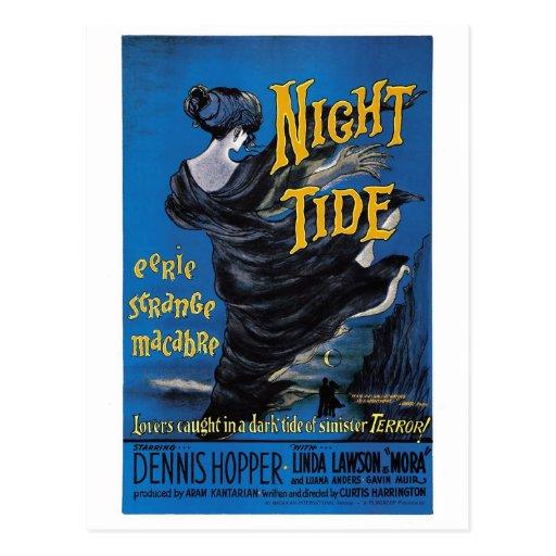 Night Tide Postcard
