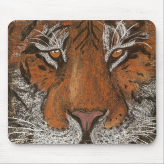 NIGHT TIGER MOUSE PAD