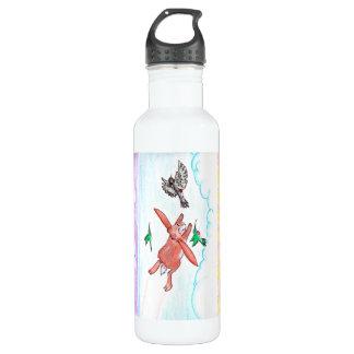 Night Til Dawn Bunny Flight Hydration Bottle