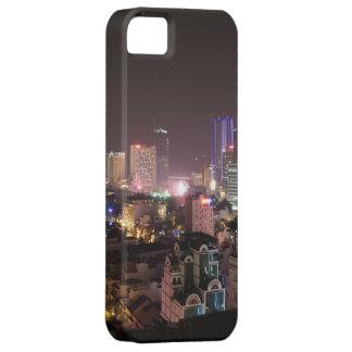 Night time cityscape of Ho Chi Minh City. iPhone SE/5/5s Case