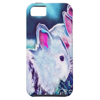 Night Time Dwarf Bunnies iPhone SE/5/5s Case
