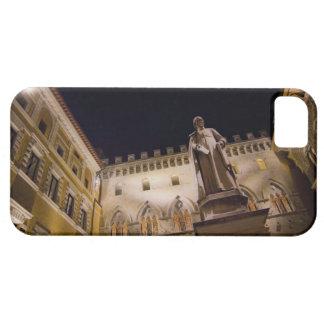 Night time in Piazza Salimbeni Siena Italy iPhone 5 Case