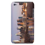 Night time panoramic view at Philadelphia iPod Case-Mate Cases