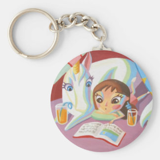 Night time Reading Keychain
