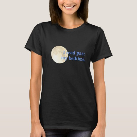 Night Time Reading T-Shirt