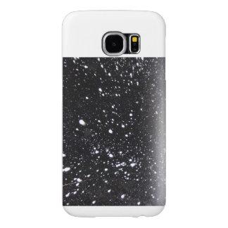 night time snow samsung galaxy s6 case