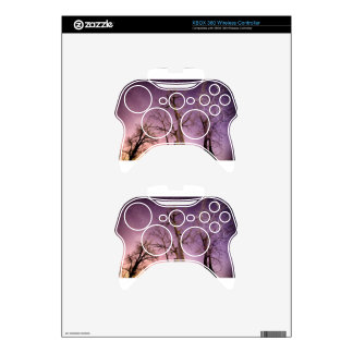 Night to Day Xbox 360 Controller Skins