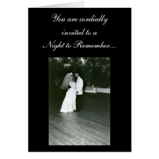 Night to Remember... Greeting Cards