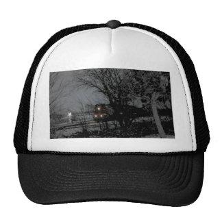 Night train hat