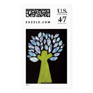 Night Tree Stamps