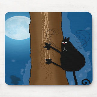 Night trip mouse pad