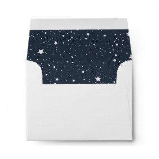 Night Under the Stars Envelope