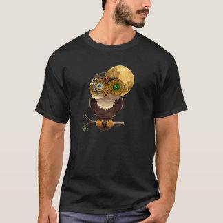 Night Vision owl Basic Dark T-Shirt
