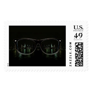 Night Vision Postage