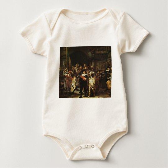 Night Watch Baby Bodysuit