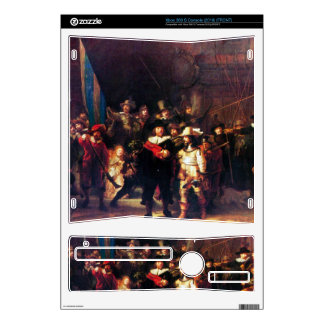 Night Watch by Rembrandt Harmenszoon van Rijn Skin For The Xbox 360 S