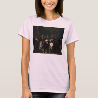 Night Watch by Rembrandt T-Shirt
