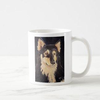 Night Watch Classic White Coffee Mug